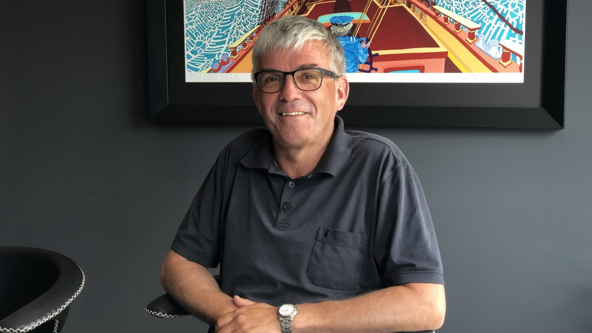 Egil Sørheim daglig leder Sørheim Holding